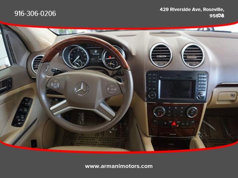 Mercedes-Benz GL-Class 2012 price $17,995