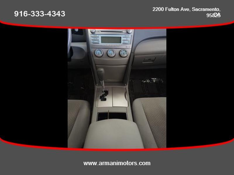 Toyota Camry 2007 price $8,495