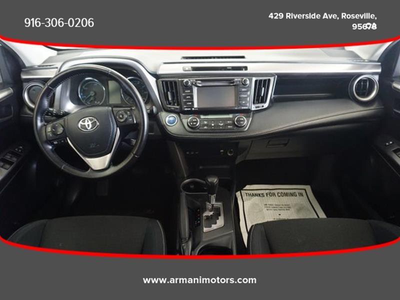 Toyota RAV4 Hybrid 2016 price $20,795