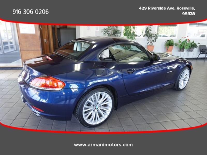 BMW Z4 2009 price $14,995