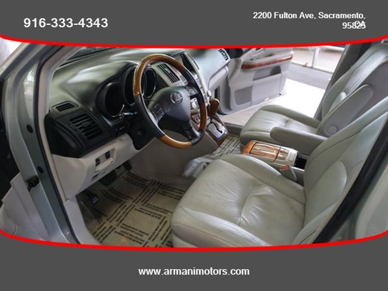 Lexus RX 350 2007 price $10,495
