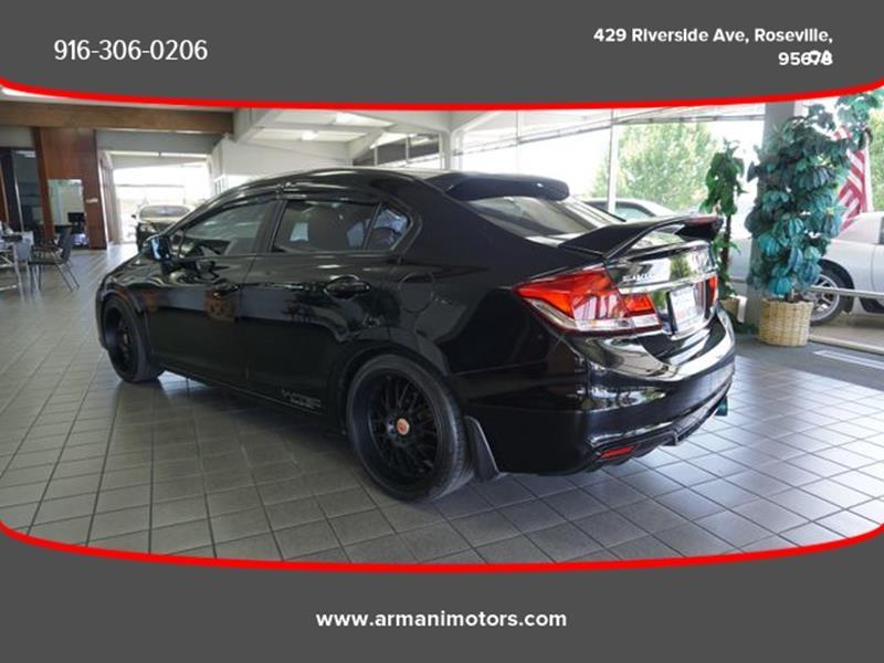 Honda Civic 2013 price $16,495
