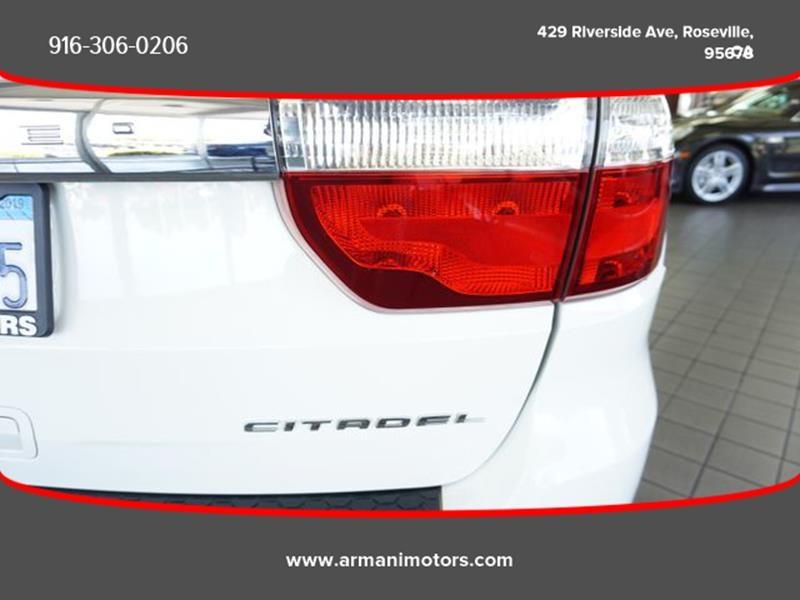 Dodge Durango 2012 price $13,995