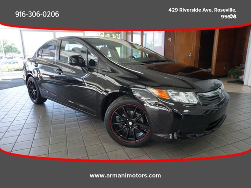 Honda Civic 2012 price $8,995