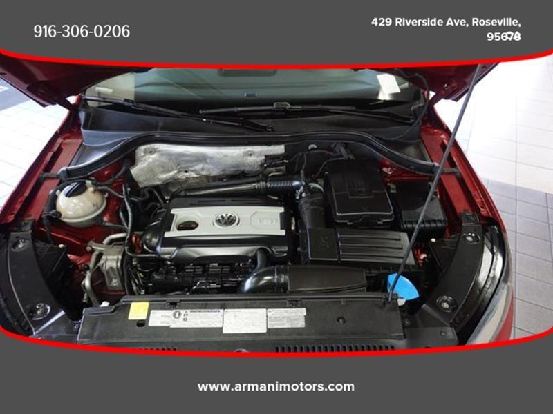 Volkswagen Tiguan 2013 price $9,795