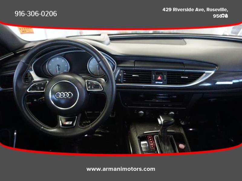 Audi S6 2013 price $23,995