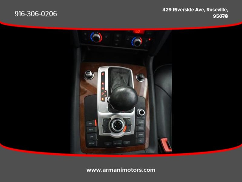 Audi Q7 2010 price $13,495