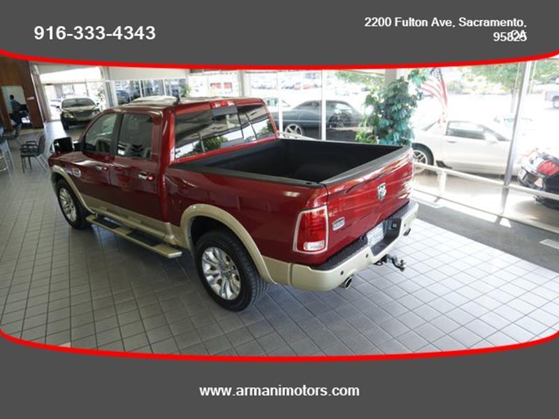 RAM Ram Pickup 1500 2013 price $25,495