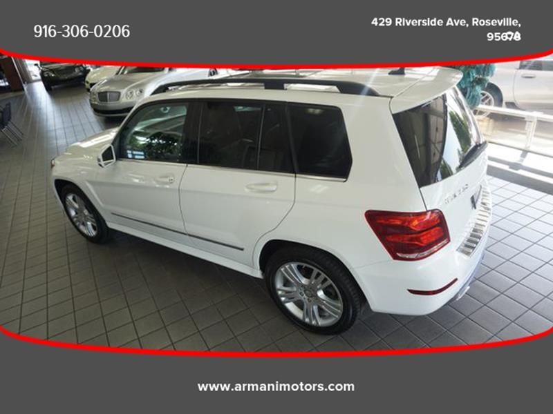 Mercedes-Benz GLK 2014 price $19,395