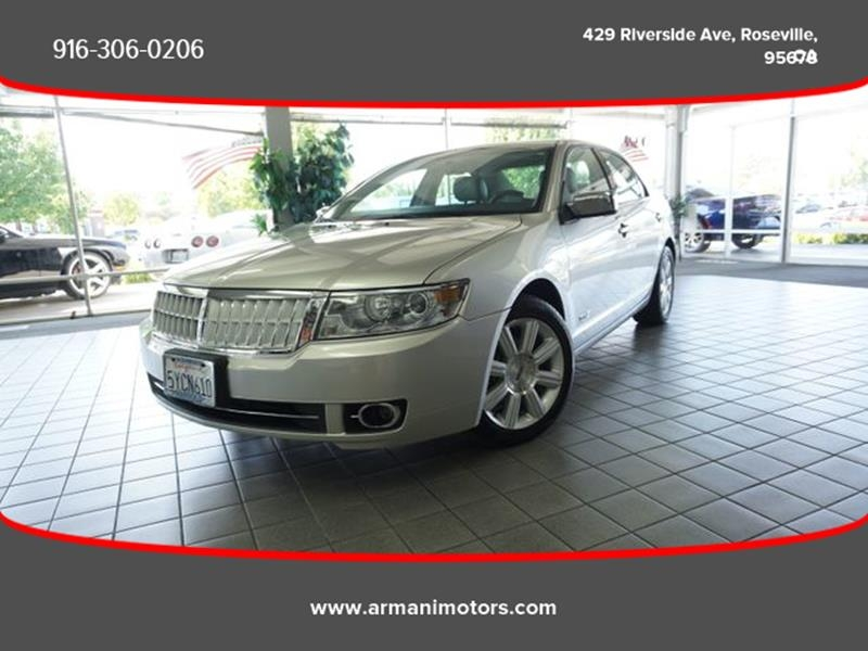Lincoln MKZ 2007 price $6,495
