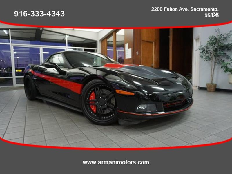 Chevrolet Corvette 2007 price $30,995