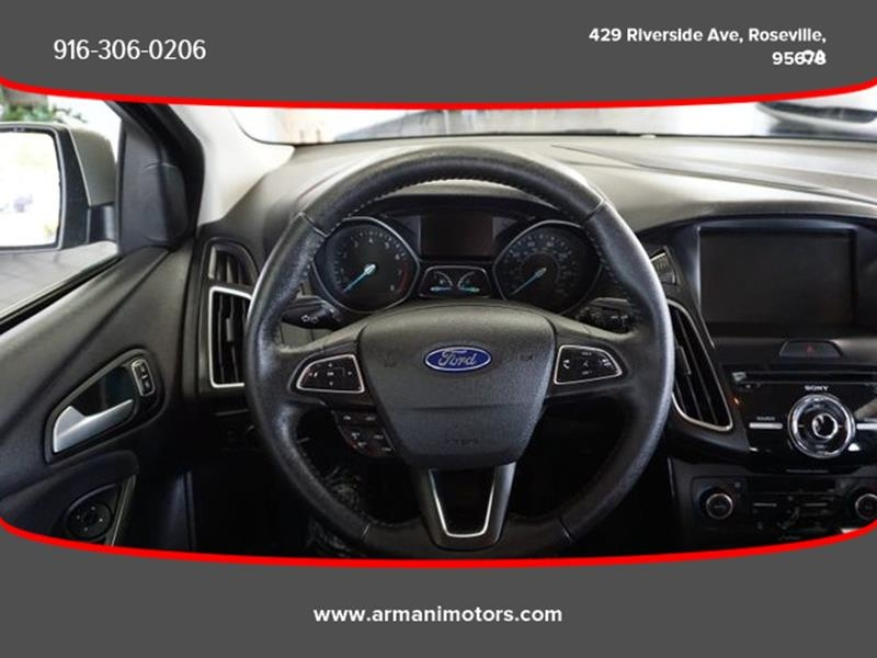 Ford Focus 2015 price $9,795