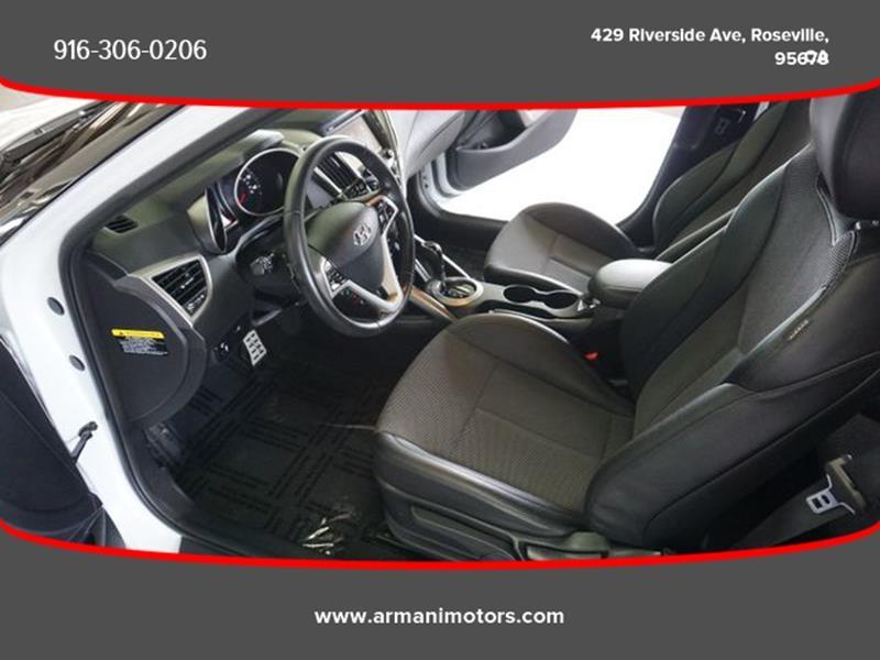 Hyundai Veloster 2016 price $14,195