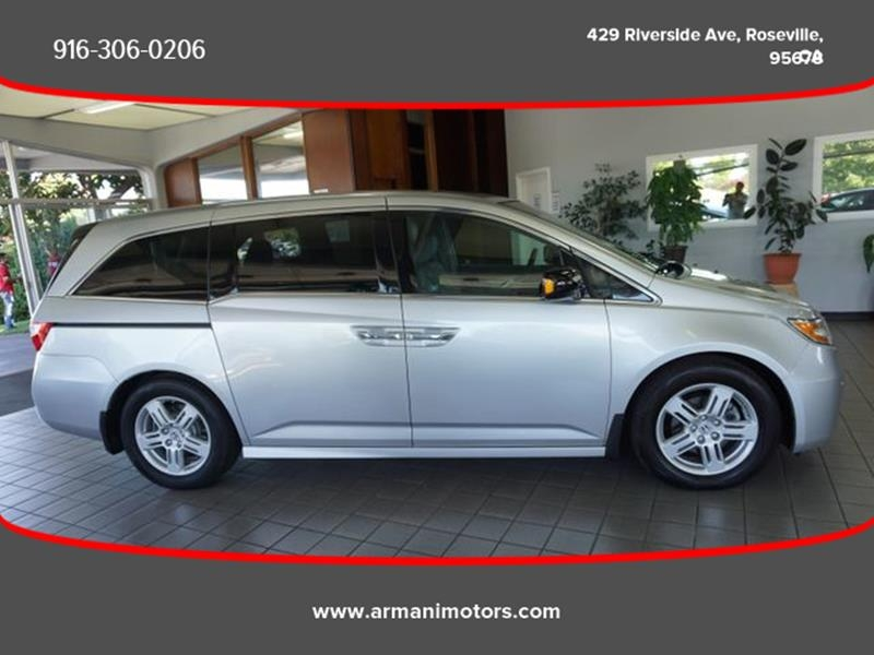 Honda Odyssey 2012 price $19,995