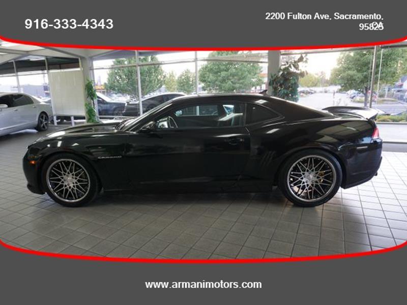 Chevrolet Camaro 2015 price $16,295