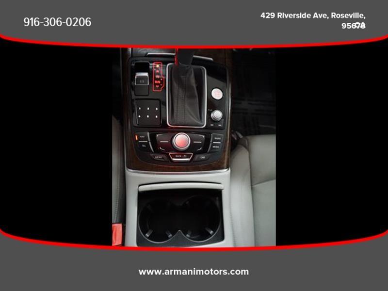 Audi A7 2013 price $21,595