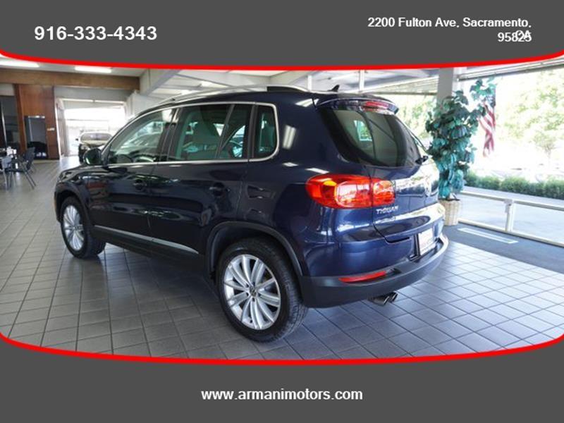 Volkswagen Tiguan 2012 price $7,295