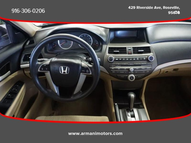 Honda Accord 2011 price $8,595