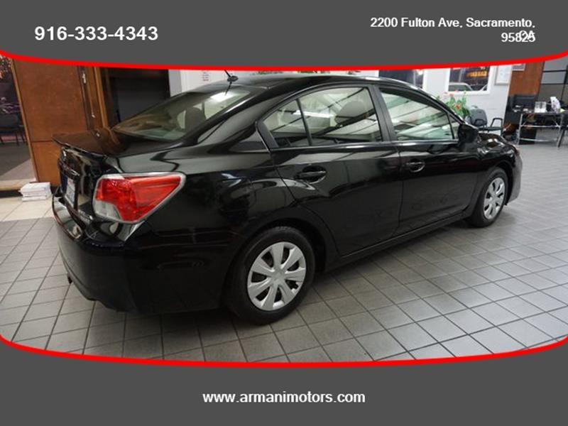 Subaru Impreza 2016 price $11,495