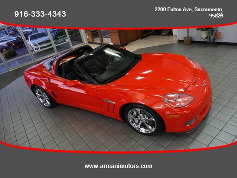 Chevrolet Corvette 2010 price $19,995