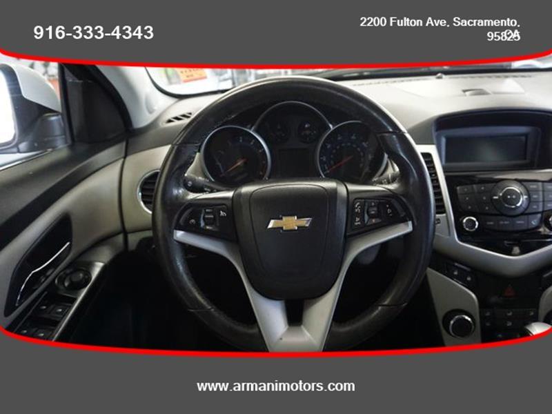 Chevrolet Cruze 2014 price $7,400