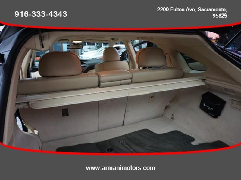 Lexus RX 350 2013 price $18,995