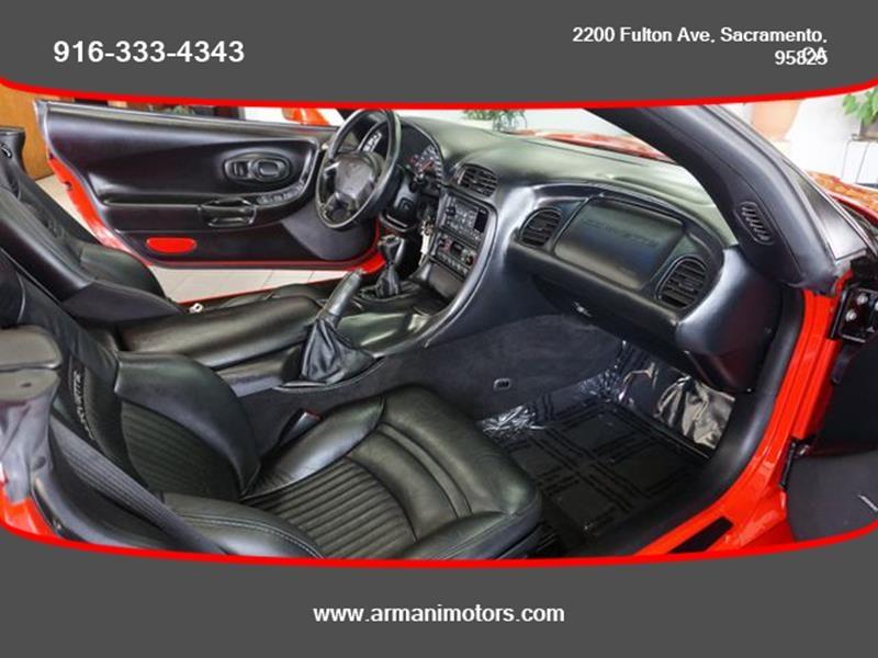 Chevrolet Corvette 2001 price $16,495