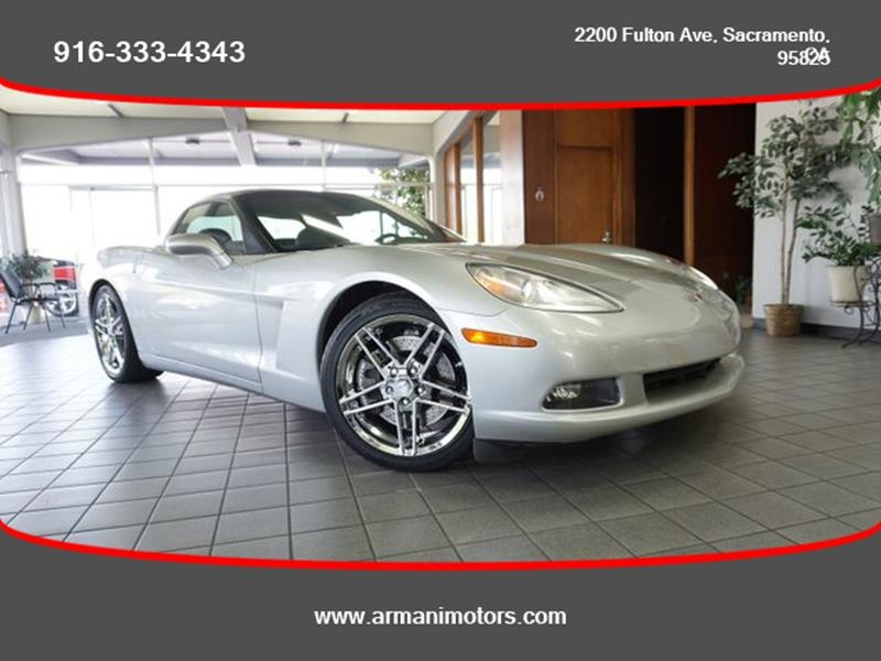 Chevrolet Corvette 2005 price $20,995