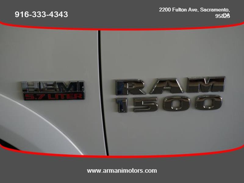 RAM Ram Pickup 1500 2015 price $19,995