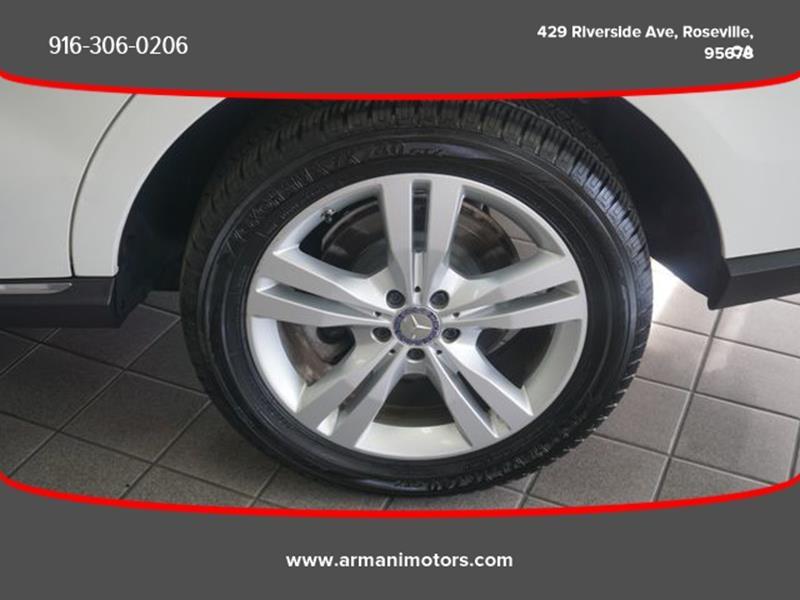 Mercedes-Benz M-Class 2012 price $18,995