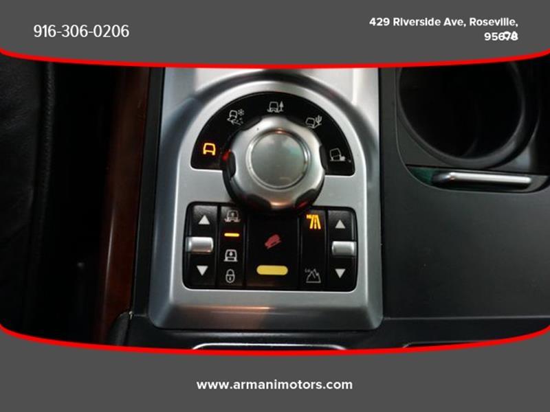 Land Rover Range Rover 2008 price $9,995