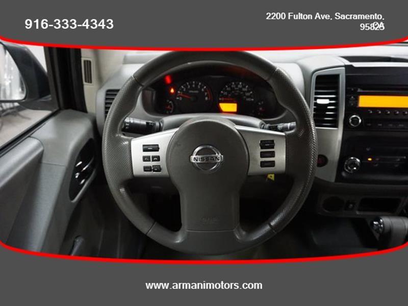 Nissan Frontier 2014 price $8,995