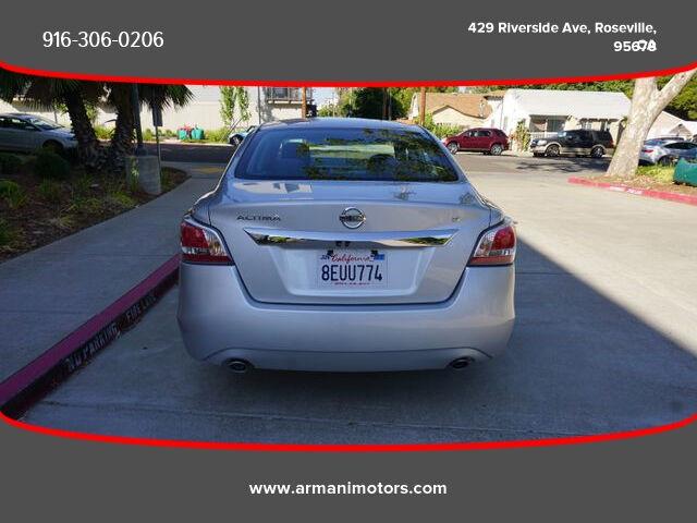 Nissan Altima 2015 price $9,995