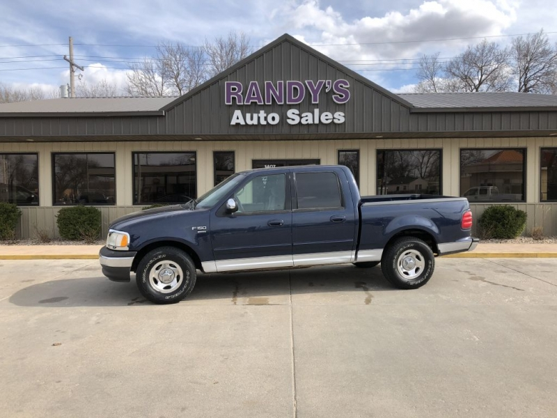 FORD F150 2002 price $5,995