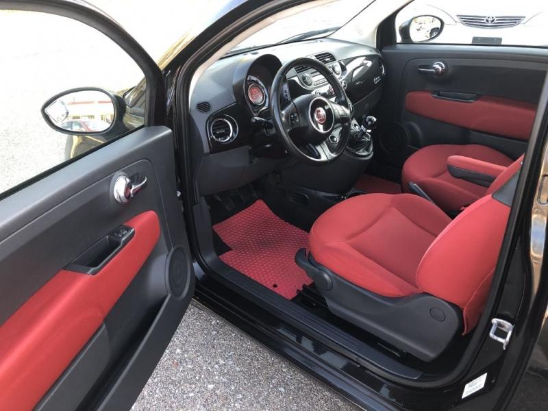 FIAT 500 2012 price $7,495
