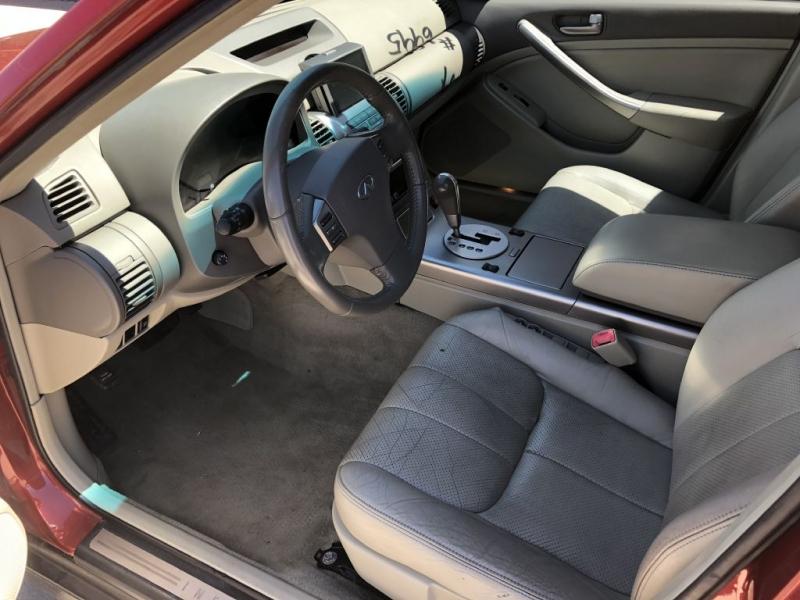 INFINITI G35 2004 price $6,995