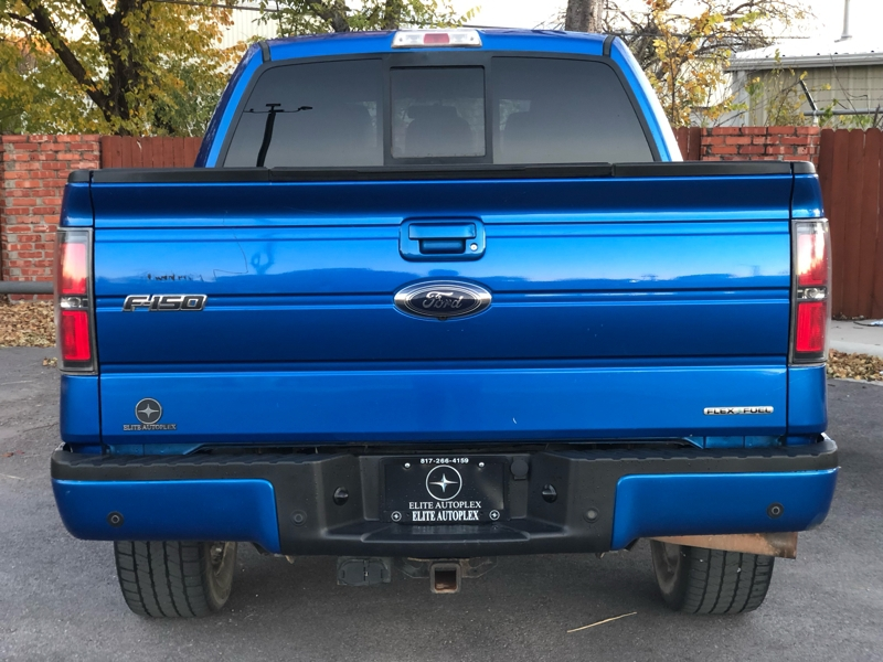 Ford F-150 2011 price $15,500
