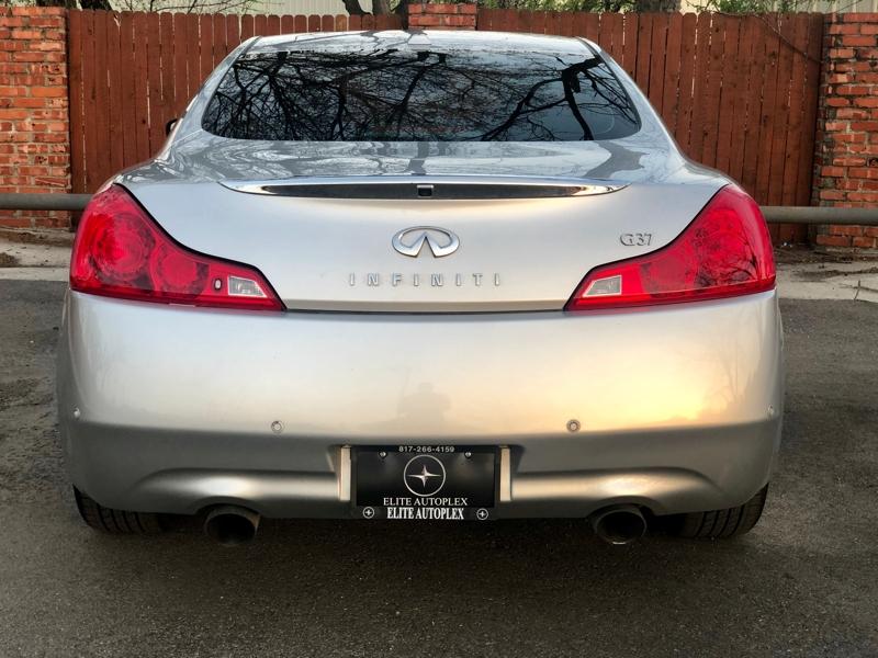 Infiniti G37 Coupe 2011 price $12,500