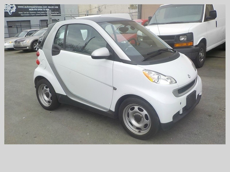 2012 Smart fortwo 2dr Cpe Pure - Inventory | CASH FOR CARS VANCOUVER ...