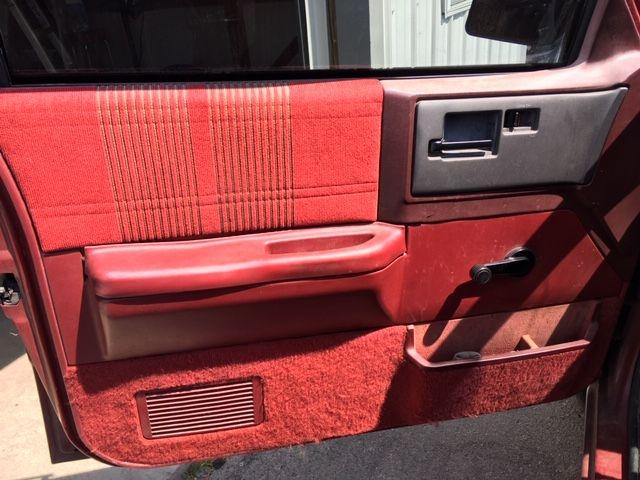 Chevrolet S-10 1992 price $2,980