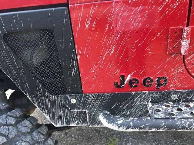JEEP WRANGLER / YJ 1994 price $7,980