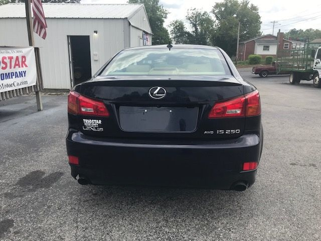 Lexus IS250 2008 price $8,980