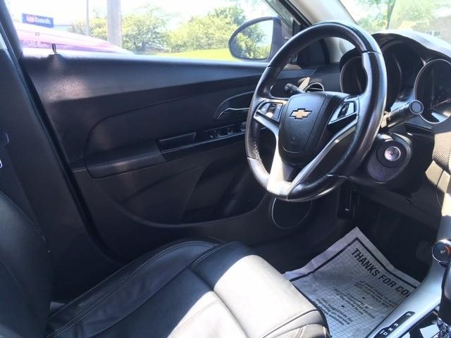 Chevrolet Cruze 2011 price $8,225