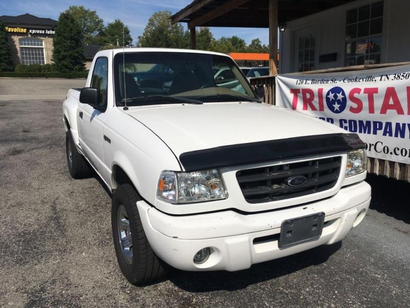FORD RANGER 2002 price $3,980