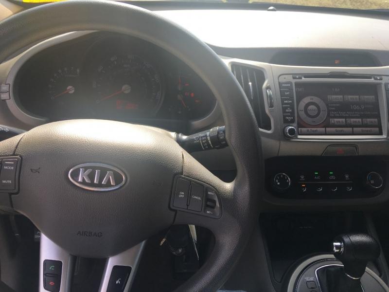 Kia Sportage 2011 price $8,550