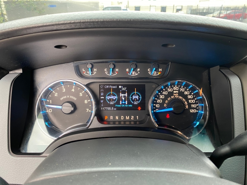 Ford F-150 2011 price $15,980
