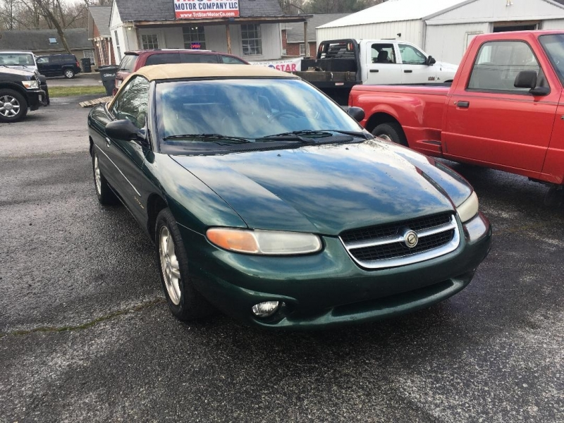 Chrysler Sebring 1997 price $3,980