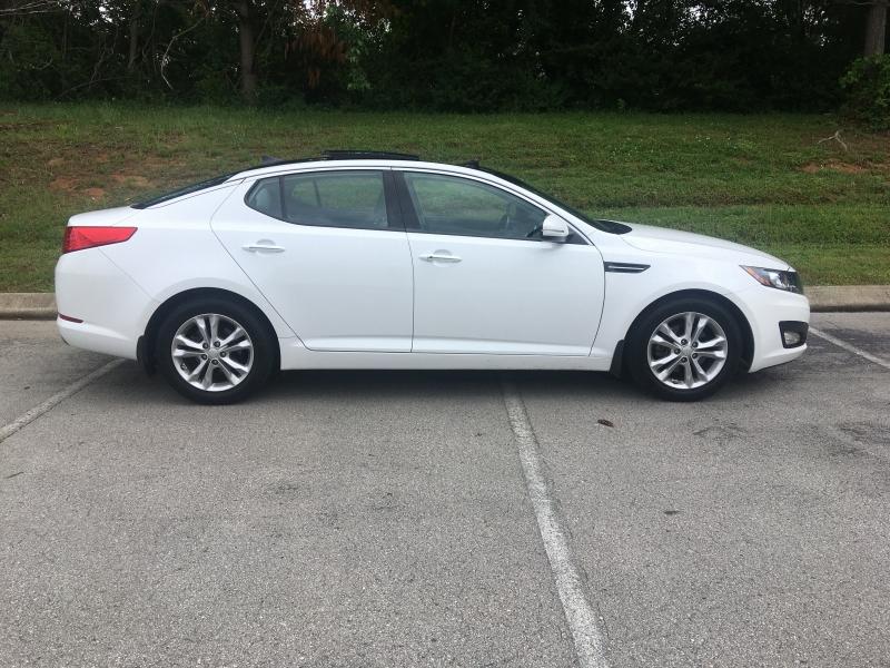Kia Optima 2012 price $10,980