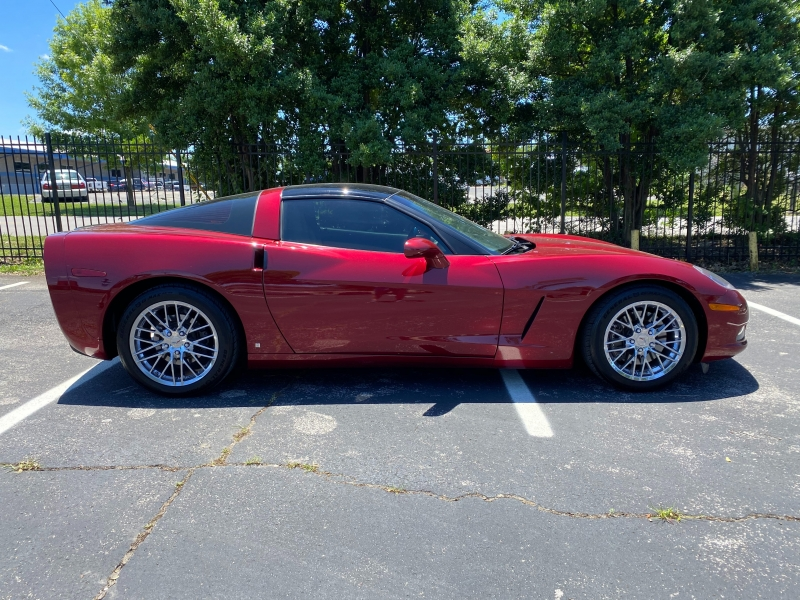 Chevrolet Corvette 2007 price $21,980