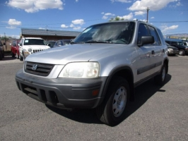 HONDA CR-V LX 2000